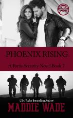 image of book cover named phoenix rising